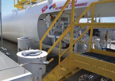 20 Gallon Unit Installed